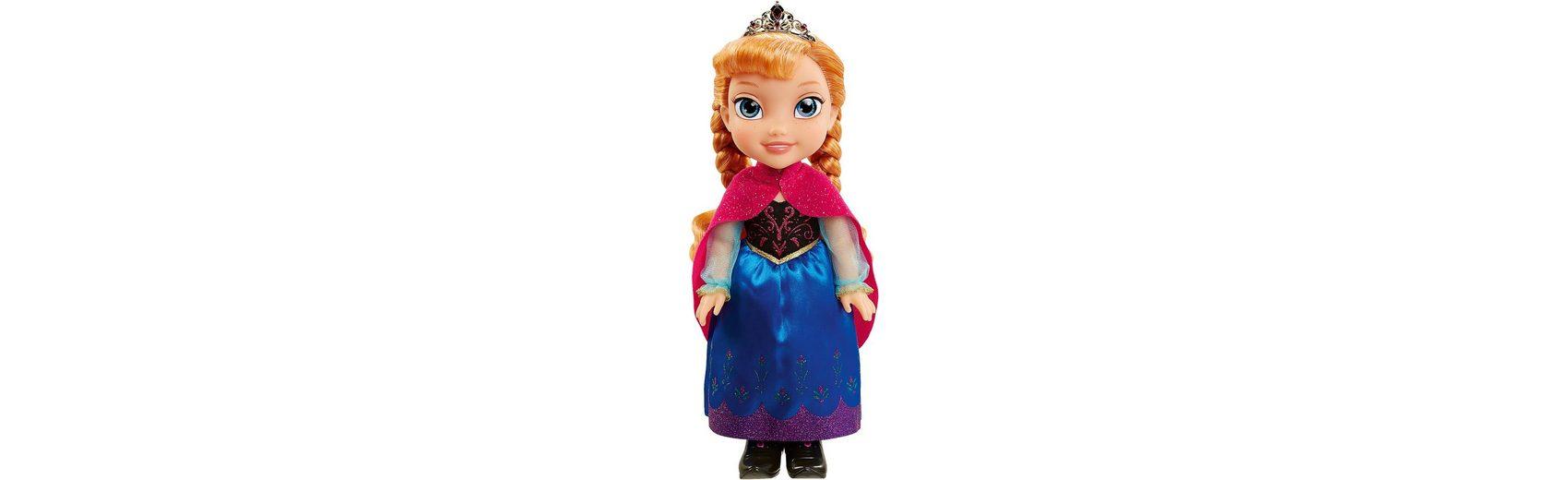 Jakks Pacific Disney Frozen Anna Puppe Winter Cape, 35 cm
