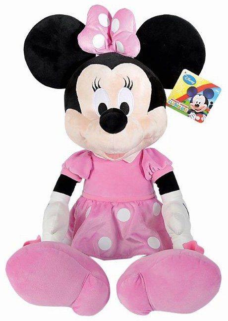 Simba Plüschtier Minnie Maus, »Disney Mickey Mouse Clubhouse ca. 80 cm«