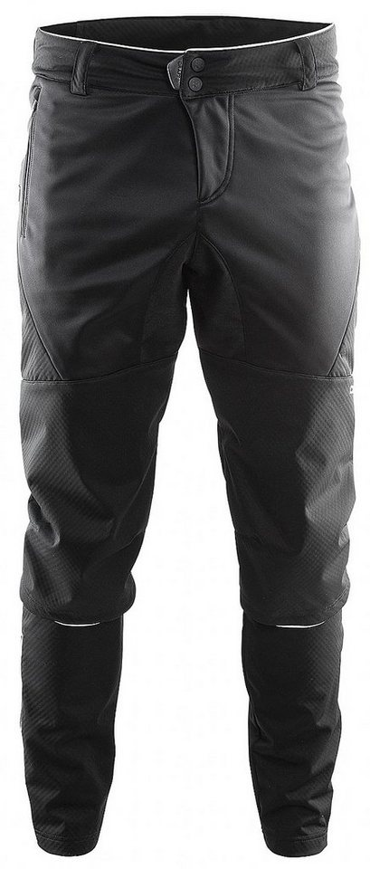 Craft Radhose »X-Over Bike Pants Men« in schwarz