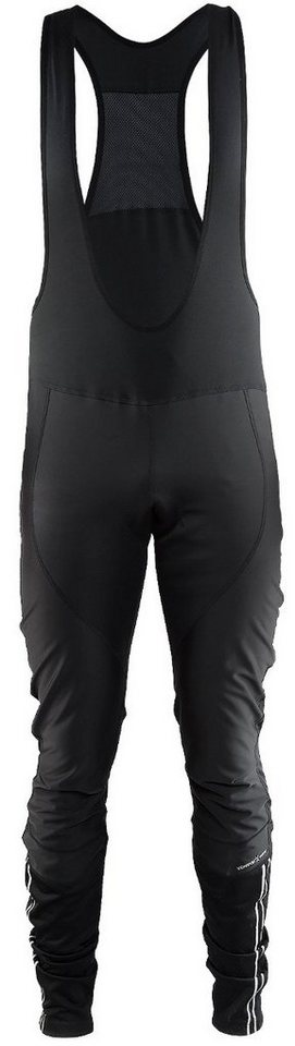 Craft Radhose »Velo Thermal Wind Bib Tights Men« in schwarz