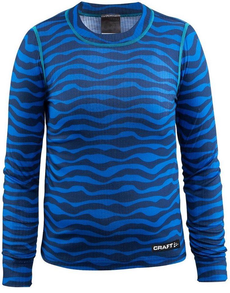 Craft Trikot »Mix and Match LS Juniors« in blau