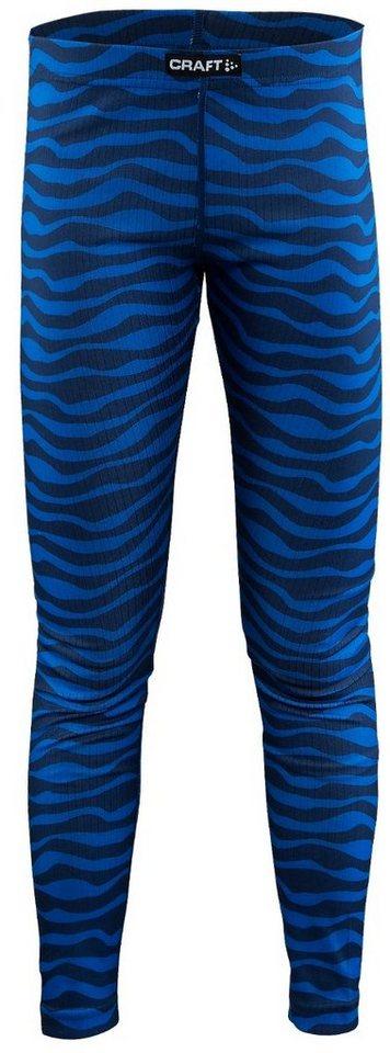 Craft Hose »Mix and Match Pants Juniors« in blau