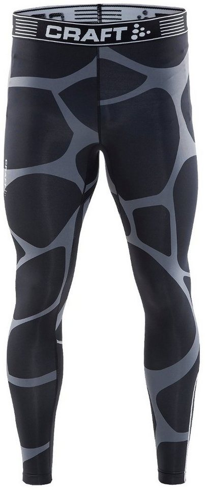 Craft Laufhose »Tone Tights Men« in schwarz