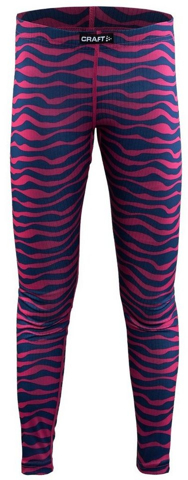 Craft Hose »Mix and Match Pants Juniors« in blau