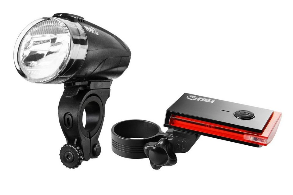 Red Cycling Products Fahrradbeleuchtung »Bike Eye LED Beleuchtungsset«