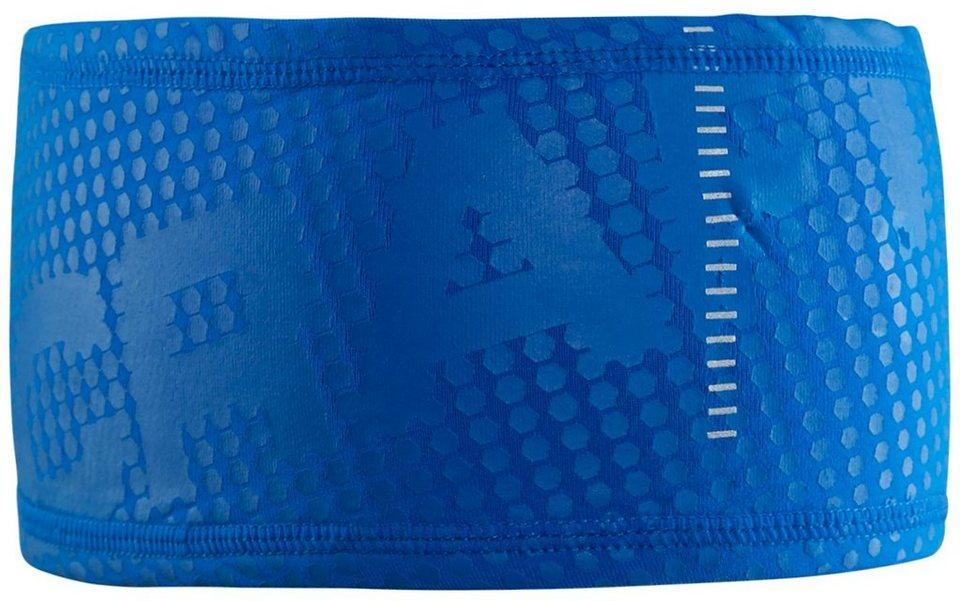 Craft Hut »Livigno Printed Headband« in blau