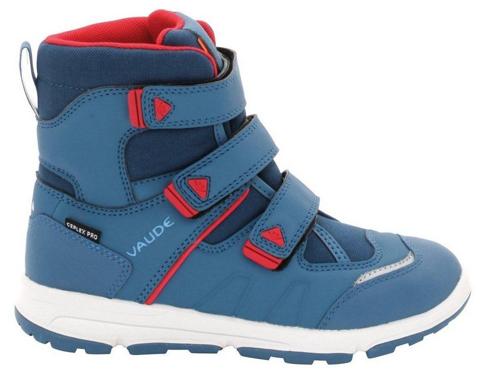 VAUDE Stiefel »Cobber CPX II Shoes Kids« in blau