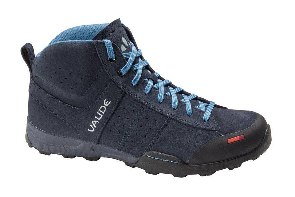 VAUDE Kletterschuh »Leva Mid Shoes Men« in blau