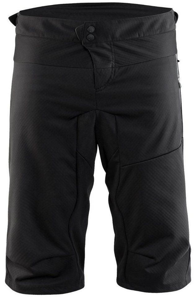 Craft Radhose »X-Over WP Shorts Men« in schwarz