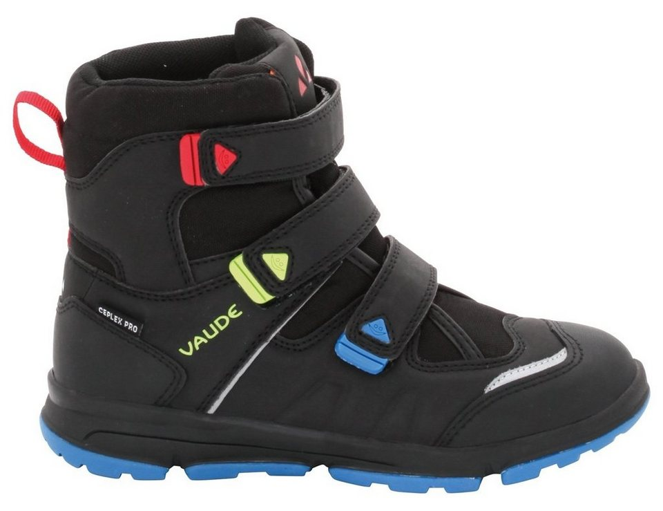 VAUDE Stiefel »Cobber CPX II Shoes Kids« in schwarz
