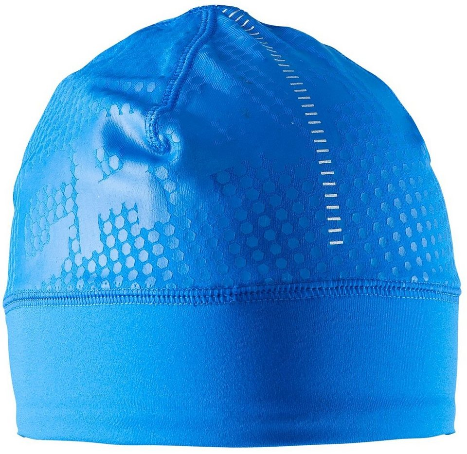 Craft Hut »Livigno Printed Hat« in blau