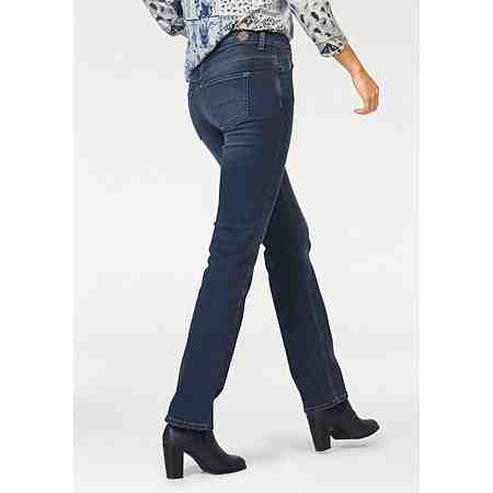 MAC 5-Pocket-Jeans »Dream« Zaubert die Figur eine Größe kleiner