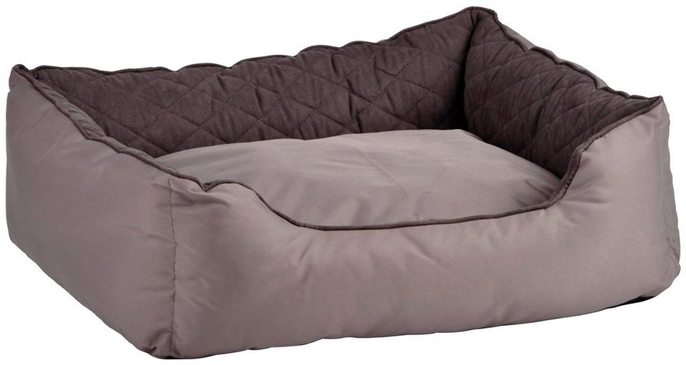 Hundebett und Katzenbett »Abby Gr. 1«, BxTxH: 40x30x15 cm in grau