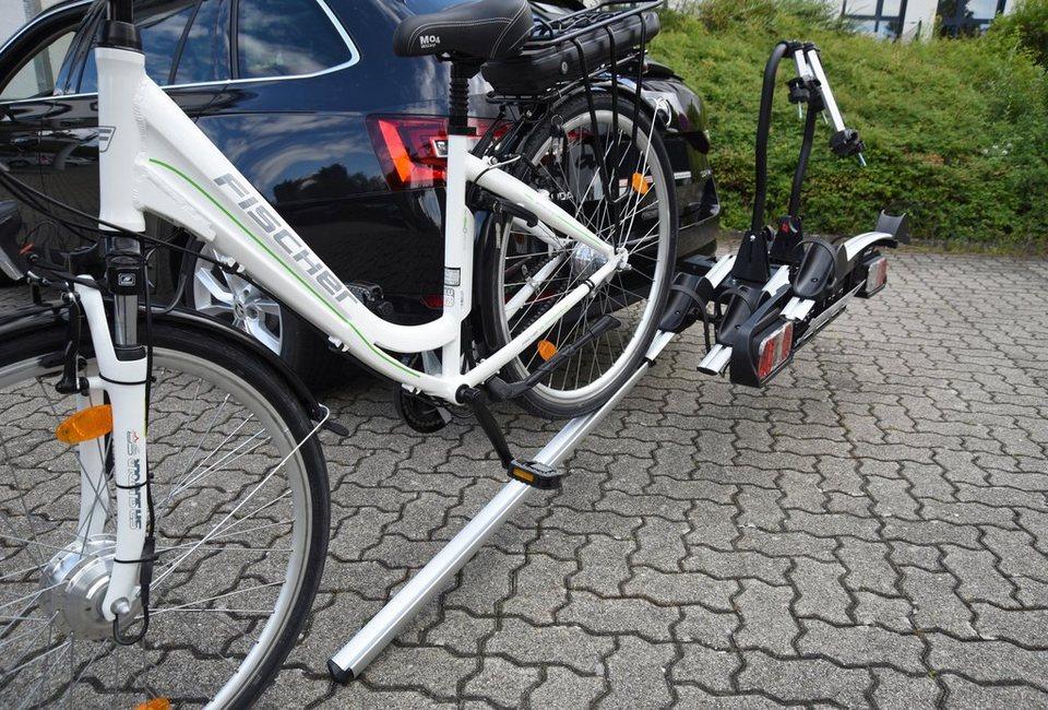 fischer fahrraeder auffahrschiene f r fischer fahrradtr ger proline online kaufen otto. Black Bedroom Furniture Sets. Home Design Ideas