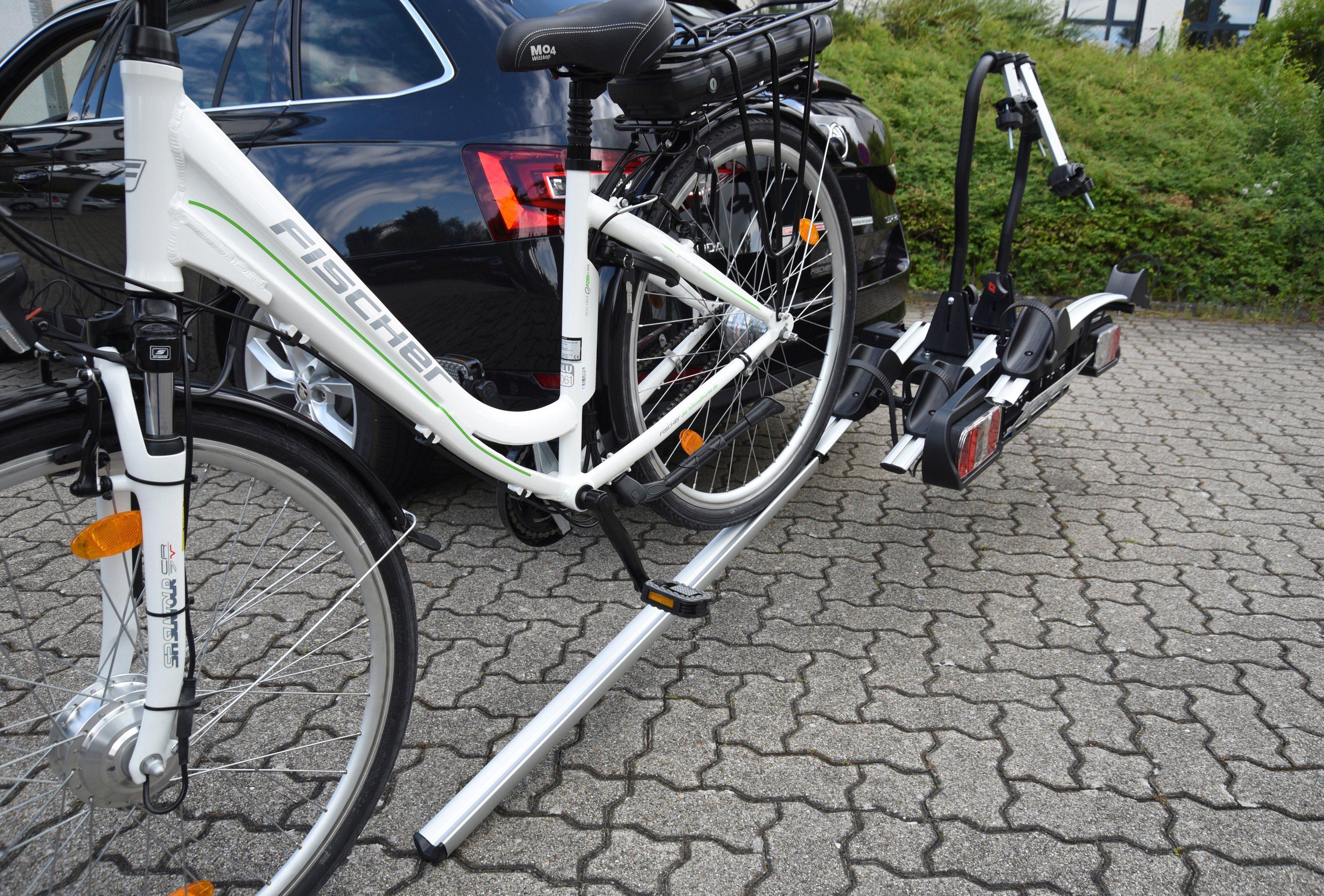 Auffahrschiene »für FISCHER Fahrradträger Proline«