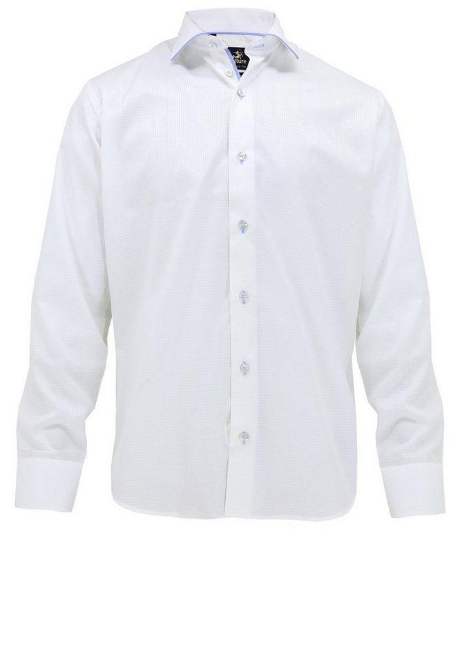 culture Oberhemd in Weiß