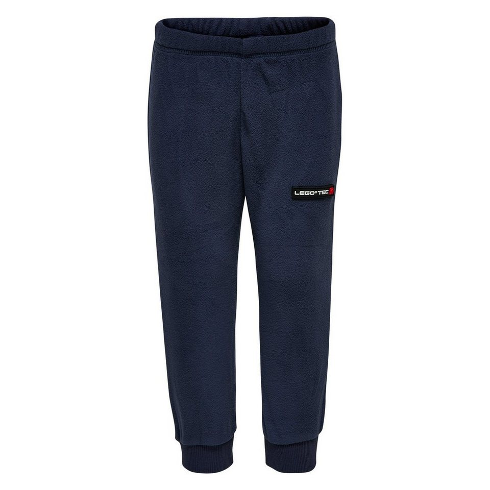 LEGO Wear Fleecehose LEGO® TEC PIM Uni Pants Fleece in dunkelblau