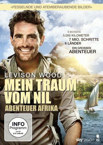 DVD »Mein Traum vom Nil - Abenteuer Afrika«