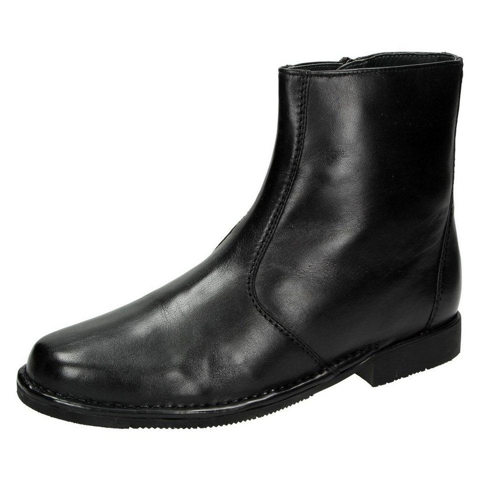 Sioux Stiefelette »Warth« in schwarz