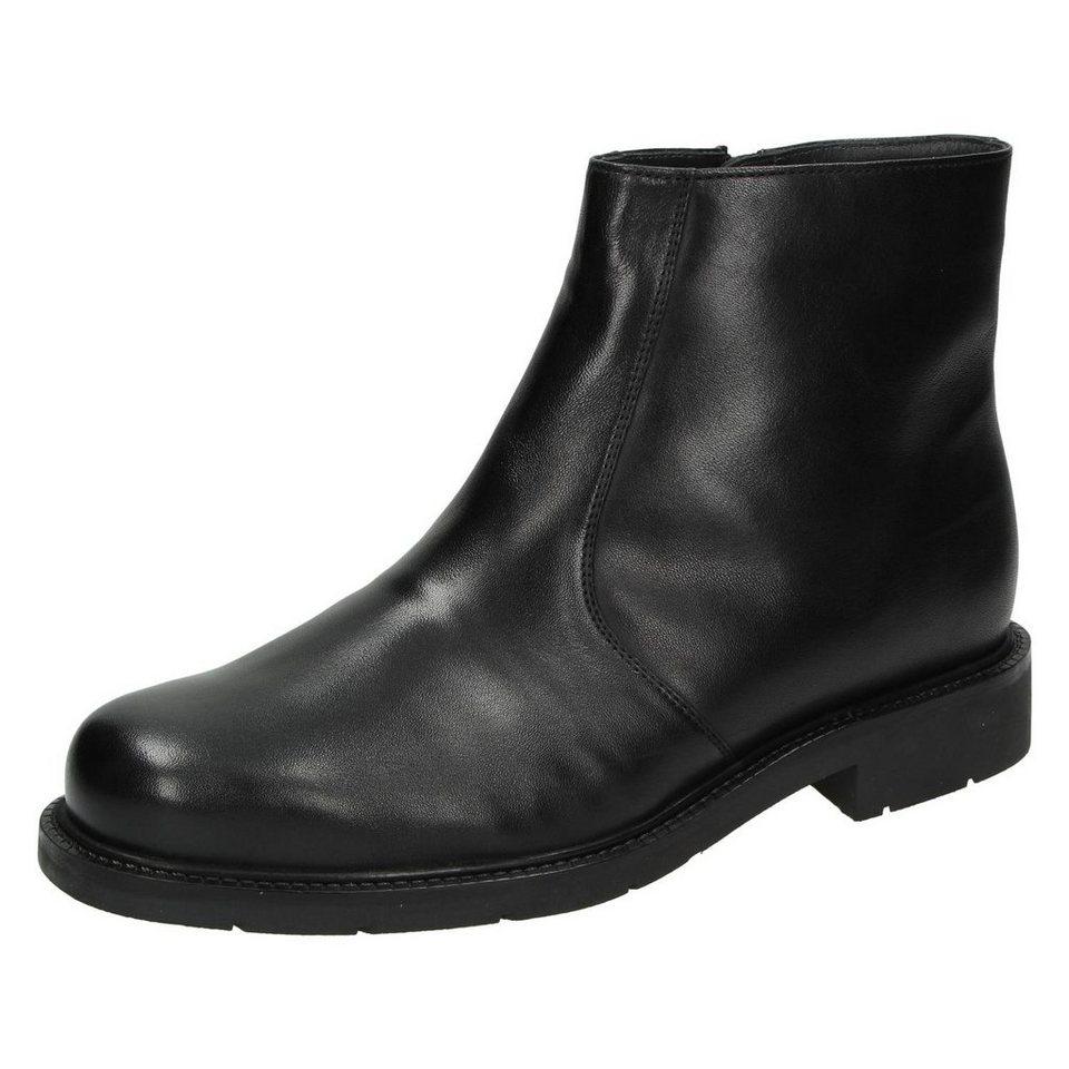 Sioux Stiefelette »Morgan-LF-XXXL« in schwarz