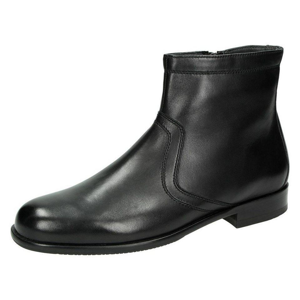 Sioux Stiefelette »Romak« in schwarz