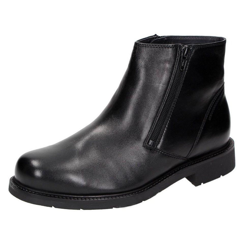 Sioux Stiefelette »Magnus-LF-XXXL« in schwarz