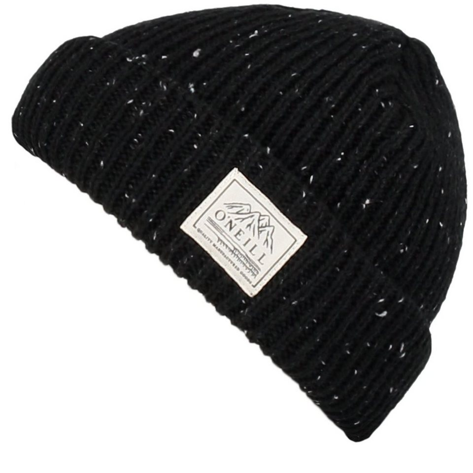 O'Neill Beanie »Aftershave« in Schwarz