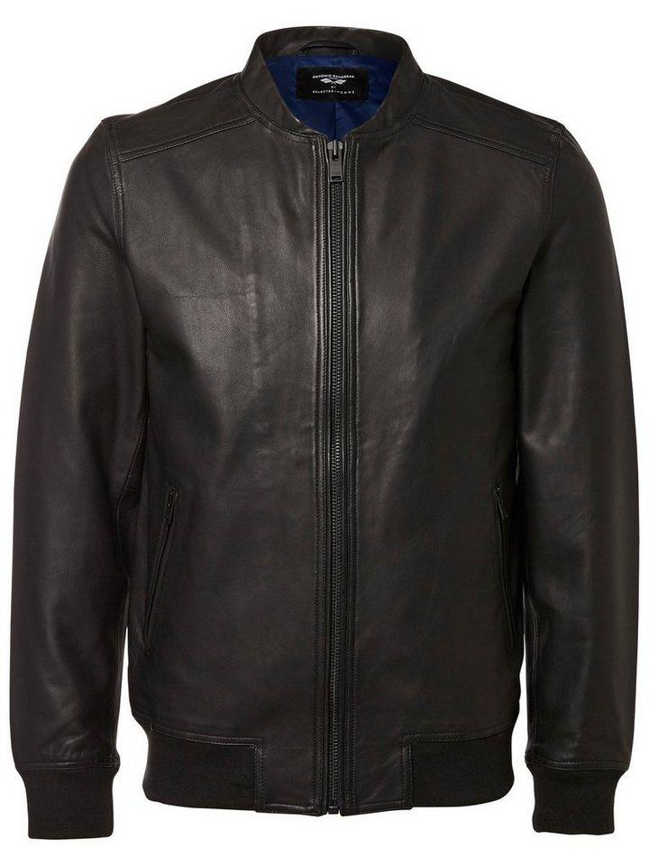 Selected Antonio Banderas - Jacke in Black