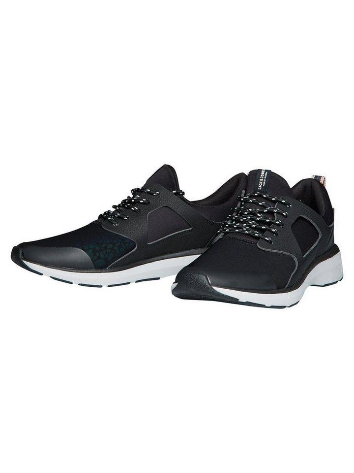 Jack & Jones Reflektierende Sneaker in Anthracite