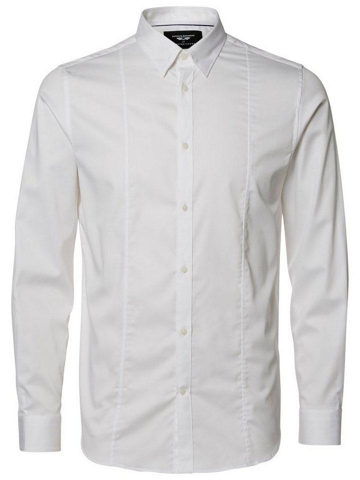 Selected Antonio Banderas - Hemd in White