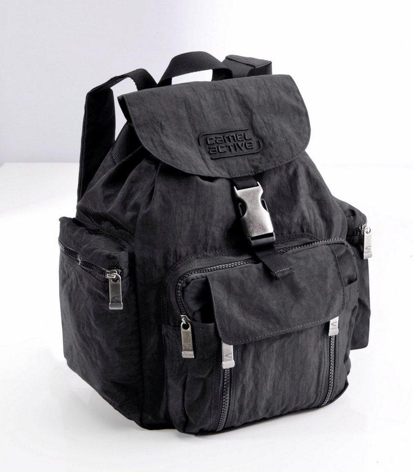 city rucksack nylon