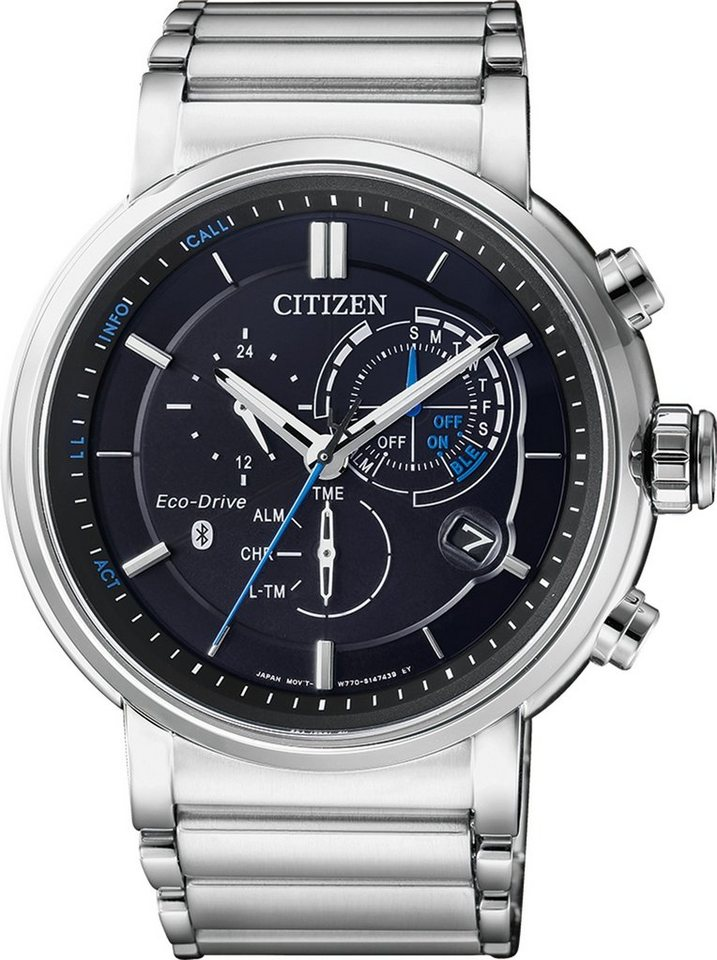 Citizen Chronograph »Proximity, BZ1001-86E« in silberfarben