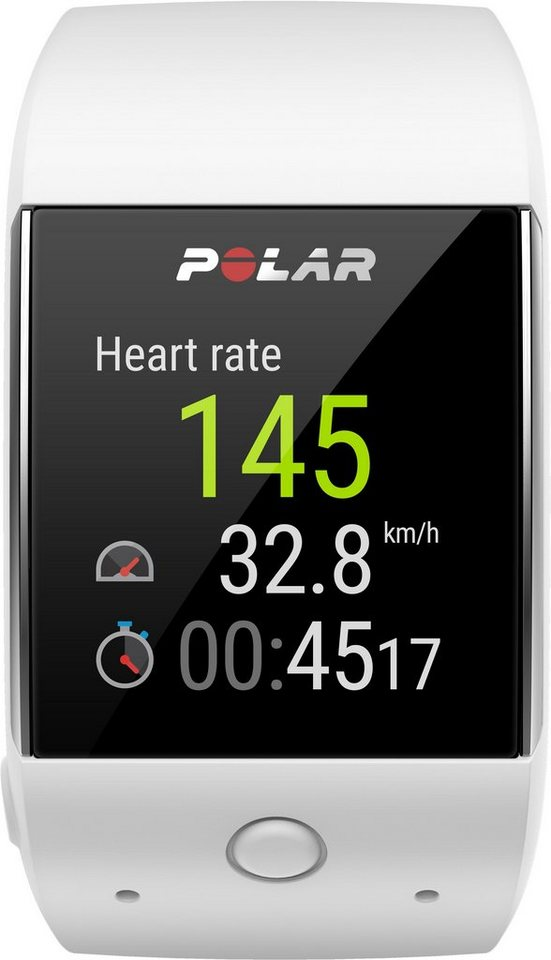 polar smartwatch m600 online kaufen otto. Black Bedroom Furniture Sets. Home Design Ideas