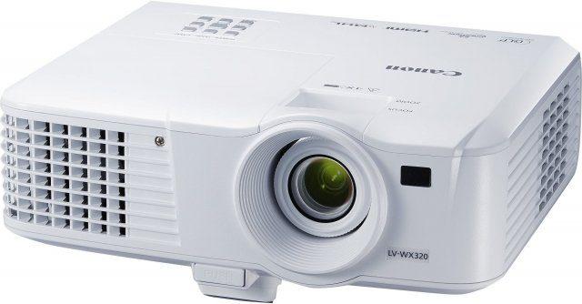 Canon Beamer »LV-WX320«