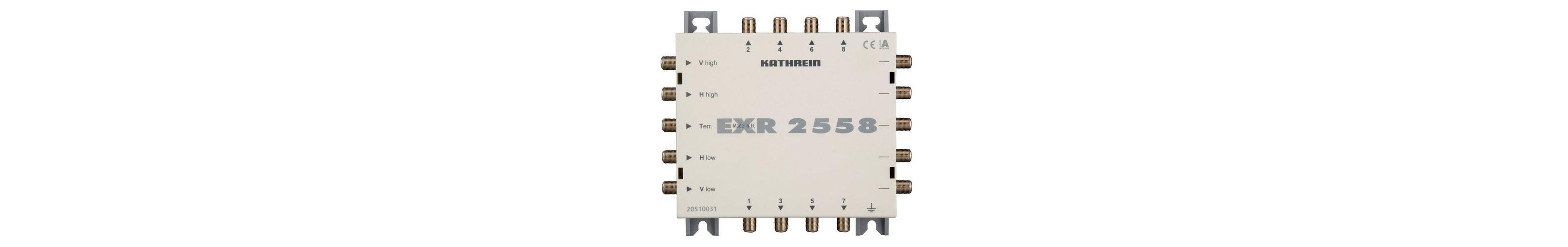 Kathrein Multischalter-Durchgang 5 auf 8 »EXR 2558«