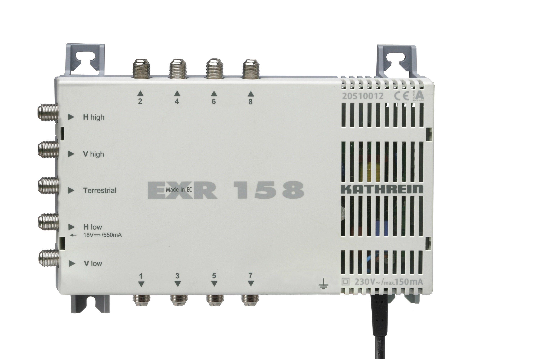 Kathrein Multischalter 5 auf 8 »EXR 158«