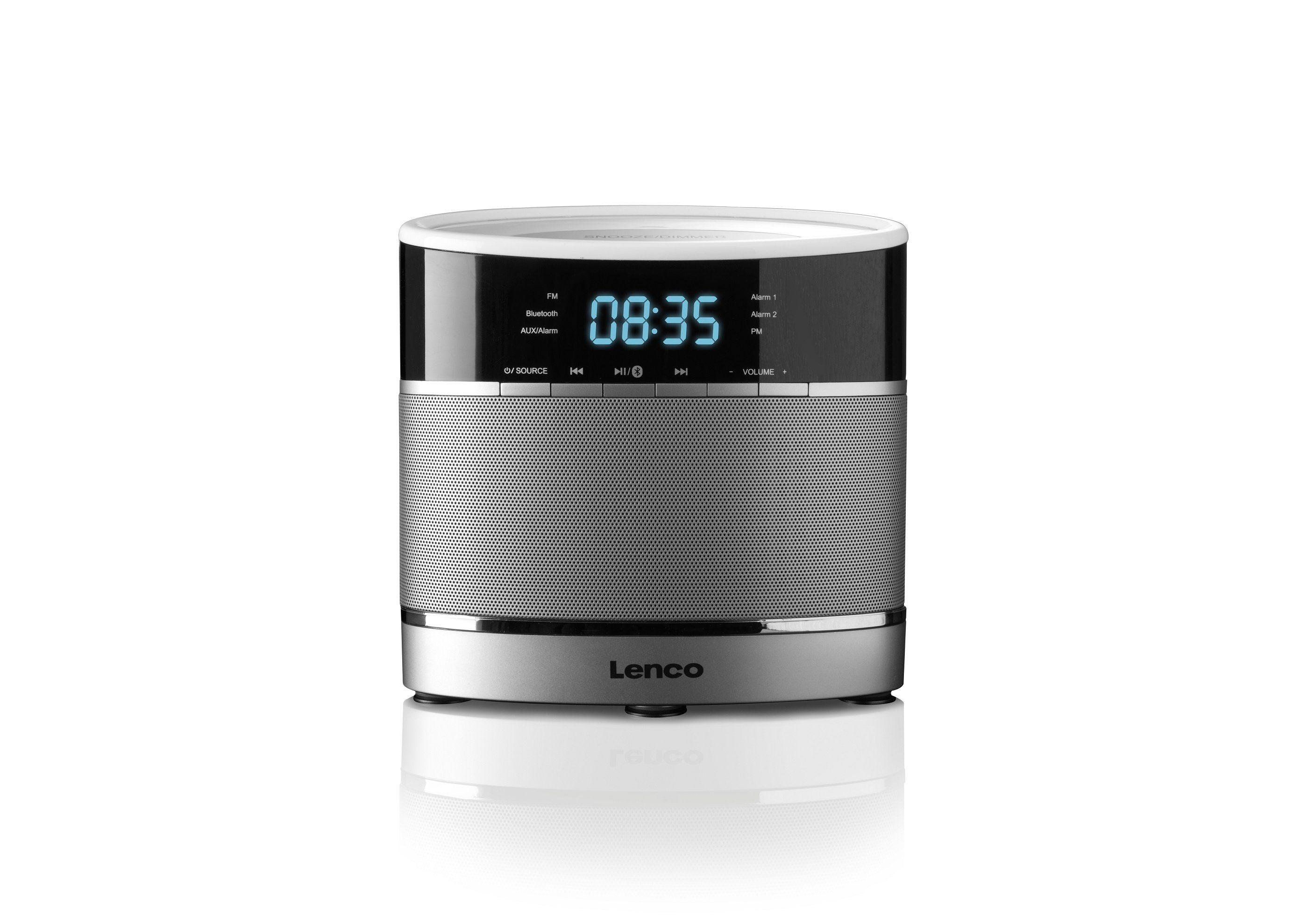 Lenco Uhren-Radio mit Bluetooth »CR-3306 BT«