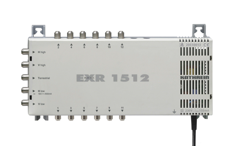Kathrein Multischalter 5 auf 12 »EXR 1512«