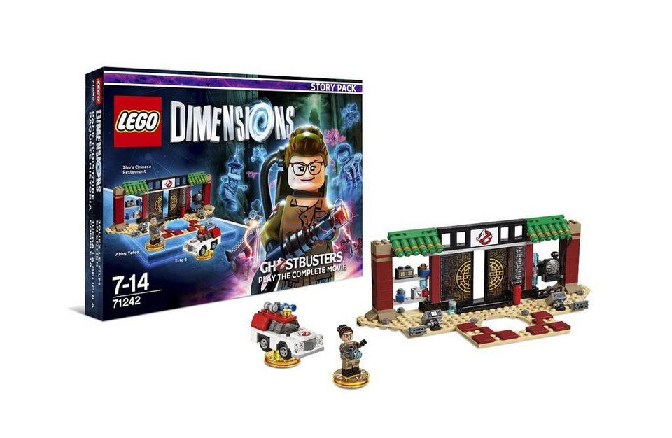 Warner Games Fanartikel »Lego Dimensions Story Pack New Ghostbusters«