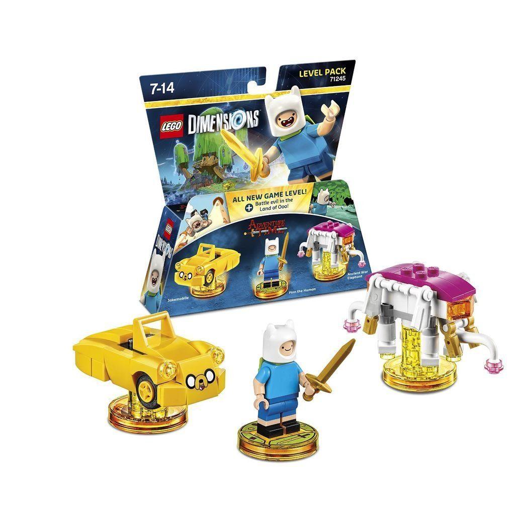 Warner Games Fanartikel »Lego Dimensions Level Pack - Adventure Time«