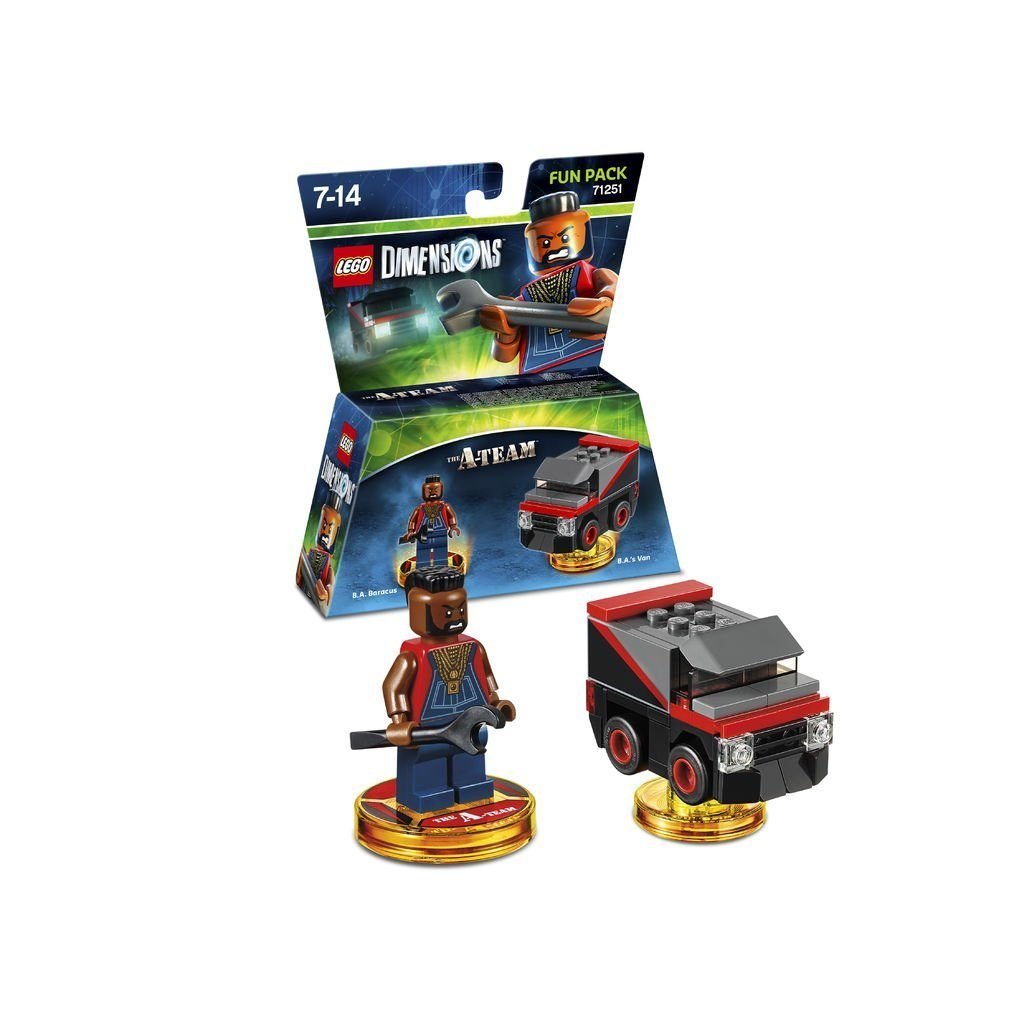Warner Games Fanartikel »Lego Dimensions Fun Pack A-Team«
