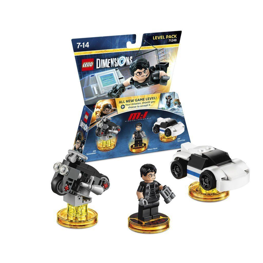 Warner Games Fanartikel »Lego Dimensions Level Pack - Mission Impossible«