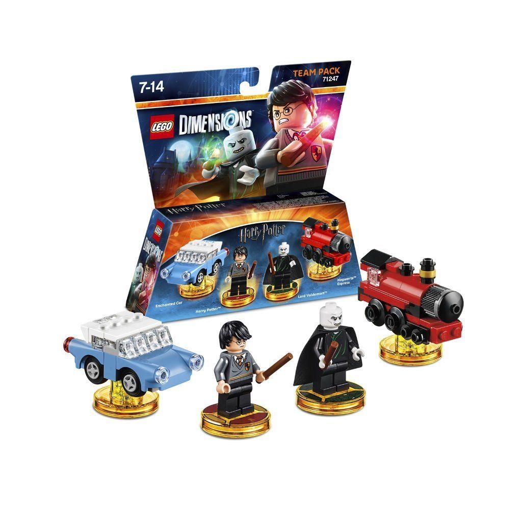Warner Games Fanartikel »Lego Dimensions Team Pack Harry Potter«