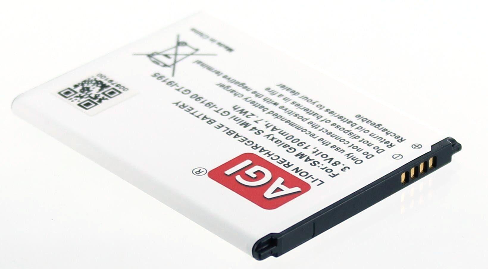 AGI Li-Ion Akku für Samsung Galaxy S4 Mini