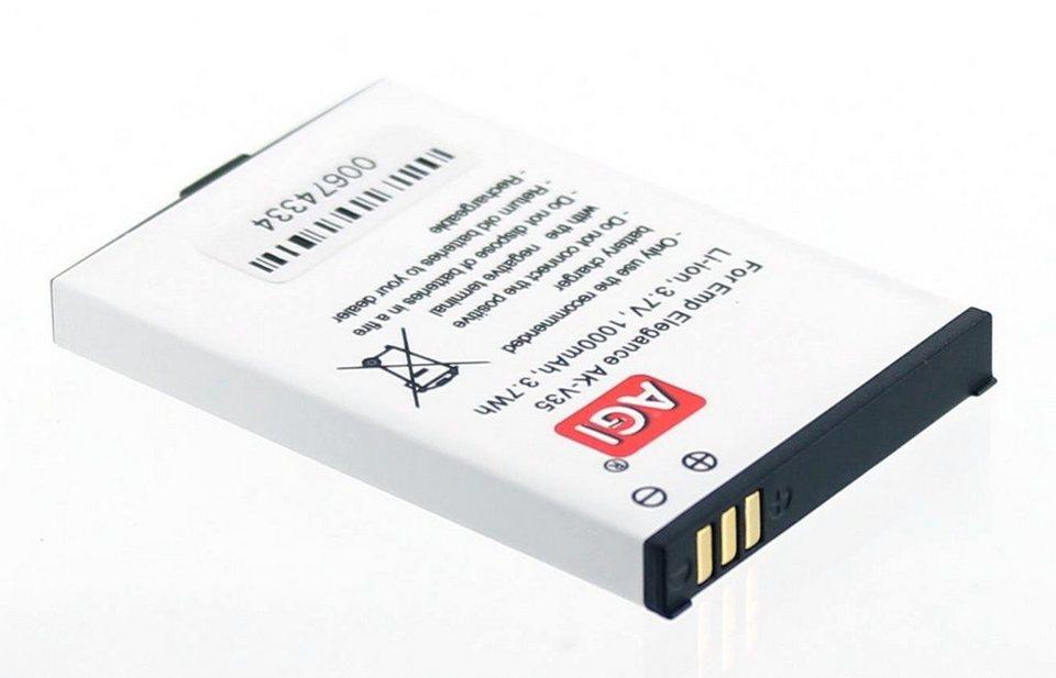 AGI Li-Ion Akku für Emporia V36 in Weiß