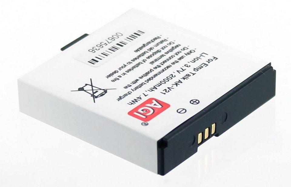 AGI Li-Ion Akku für Emporia V20 in Weiß