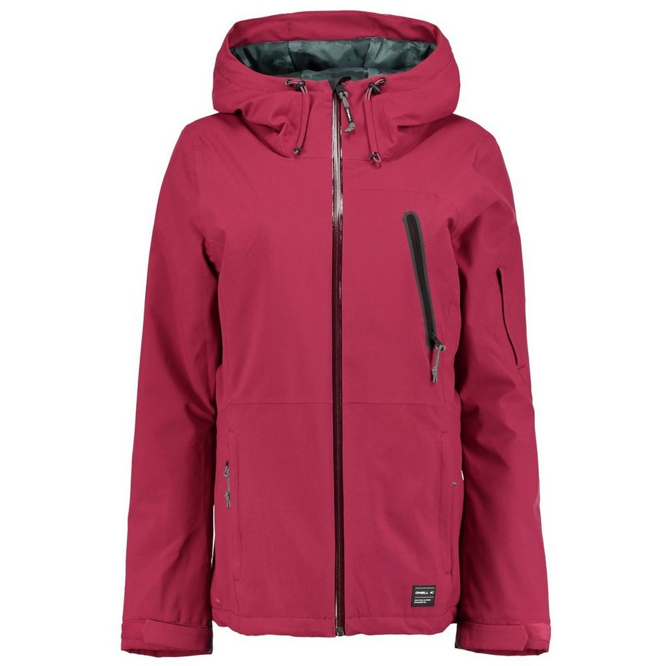 O'Neill Wintersportjacke »Jeremy Jones Kenai« in Rot