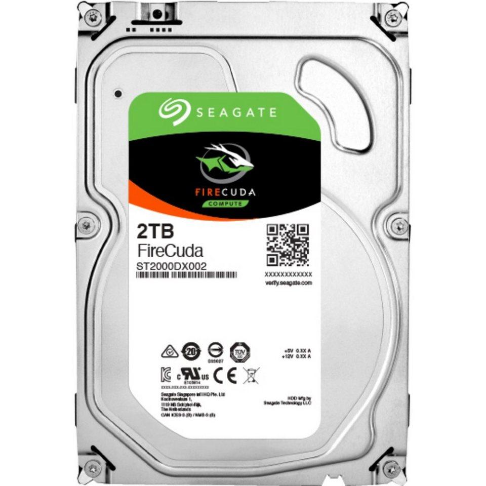 Seagate Hybrid-Festplatte »ST2000DX002 2 TB«