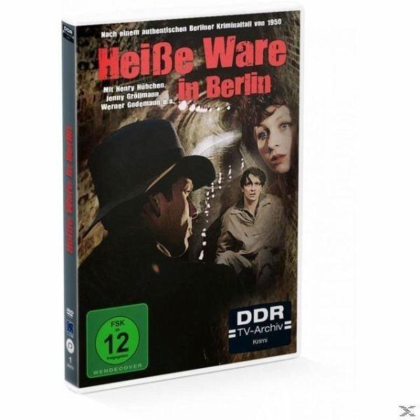 DVD »Heiße Ware in Berlin«
