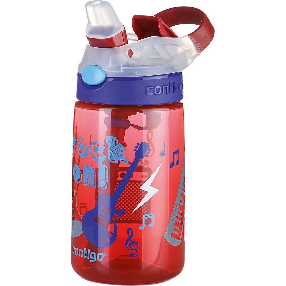 contigo Trinkflasche Gizmo Flip Cardinal rock on, 420 ml